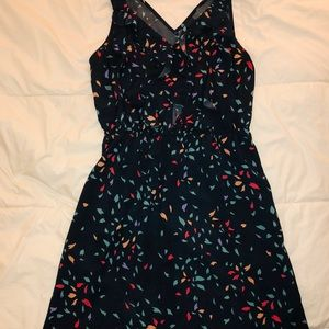 Massimo: Mid Length Dress